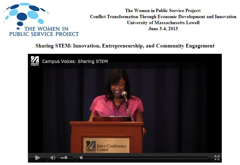 Renetta WPSP Video Shot