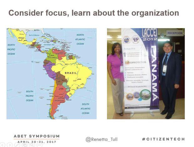 LACCEI Panama for ABET 2017