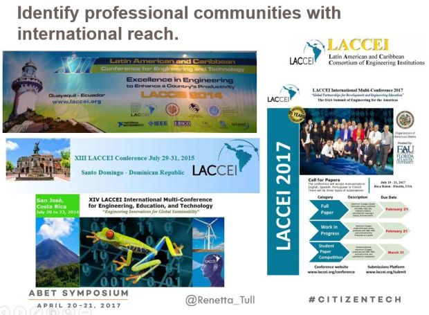 LACCEI slideFrom ABET 2017