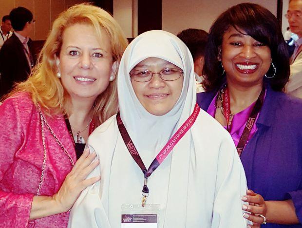Renetta Sirin Khairiyah WEEF Mayasia 2017