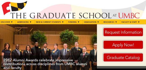 UMBC Graduate School 2