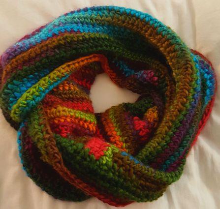 scarf round